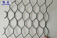 Gabion Stone Cage For Erosion Control Project  Wove Gabion Wire Mesh