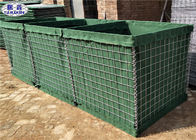 1*1*1.4M 3 Cells Military Hesco Bastion Barrier For Denfensive Department